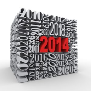 bigstock-New-Year-Cube