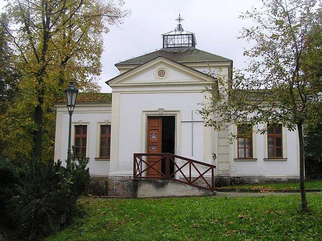 Kaple vareálu Nemocnice Havlíčkův Brod